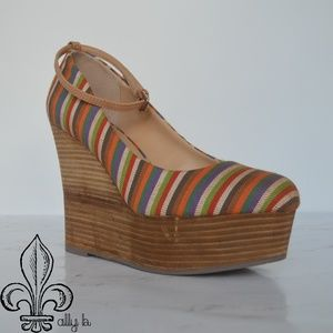 ⚜️Report Multi-colored Kim wedges⚜️